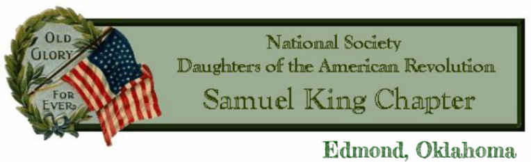 Samuel King  Chapter